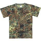 Military Uniform Supply Flecktarn T-Shirt