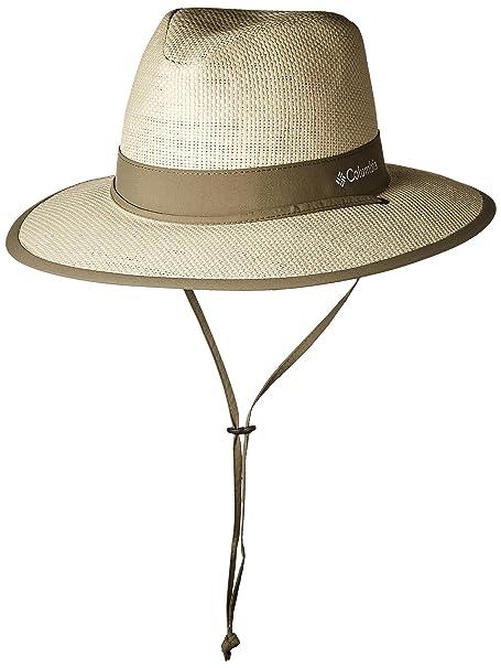 fa4fbec113cd4 Columbia Hombres Forest Finder Sun Hat Sombrero para el Sol - Blanco -  Large X