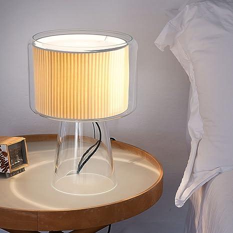 Lámpara de mesa diseño Mercer Medio - (A89 - 010): Amazon.es ...