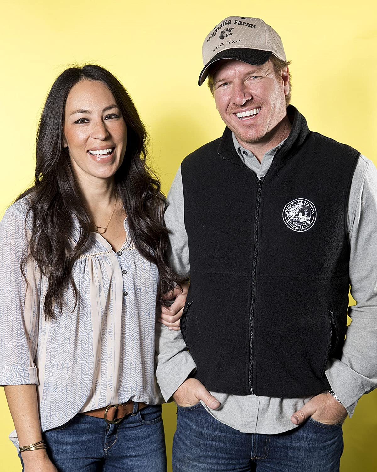 Chip & Joanna Gaines/Fixer Upper 8 x 10/8x10 GLOSSY Photo Picture