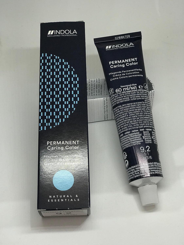 Indola Permanent Caring Color 9.2-60 ml.: Amazon.es
