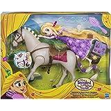 Disney Enredados - Pack de Rapunzel y Caballo Maximus (Hasbro C2761EU4)