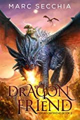 Dragonfriend Kindle Edition