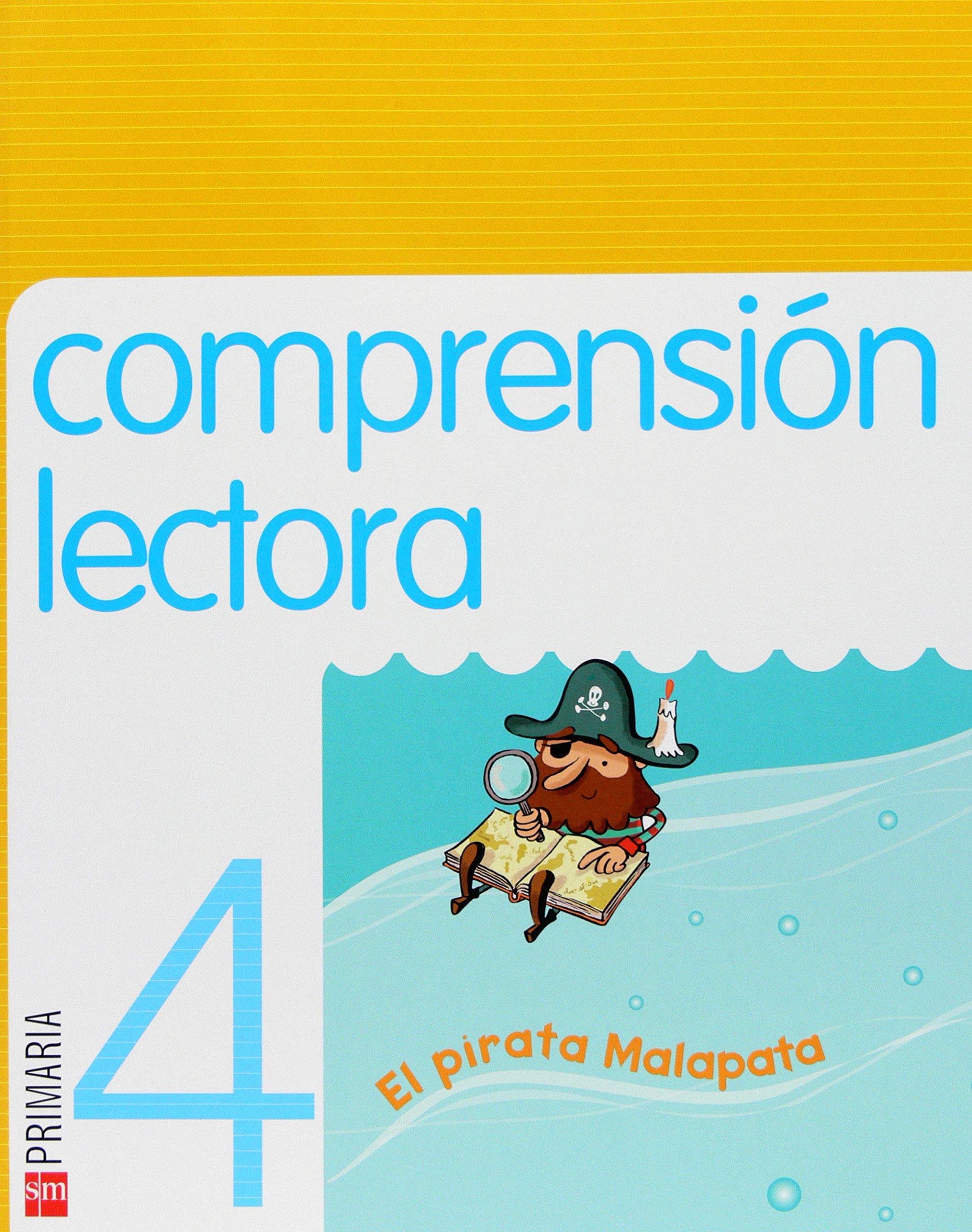 Comprensión lectora, 4 Educación Primaria, 2 ciclo. Cuaderno ...