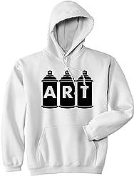 d3e73d0ea73 Kings Of NY Art graf graffiti spray can artist Pullover Hooded Sweatshirt  Hoody