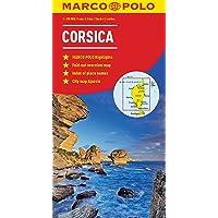 Marco Polo Map Corsica