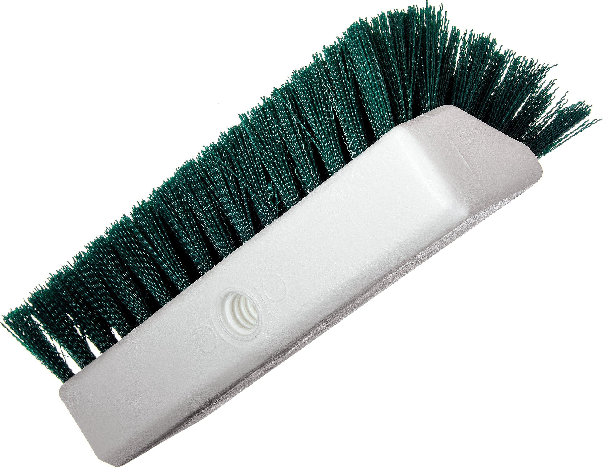 Carlisle 4042309 Hi-Lo Floor Scrub Brush, Green (Pack of 12) by Carlisle (Image #3)