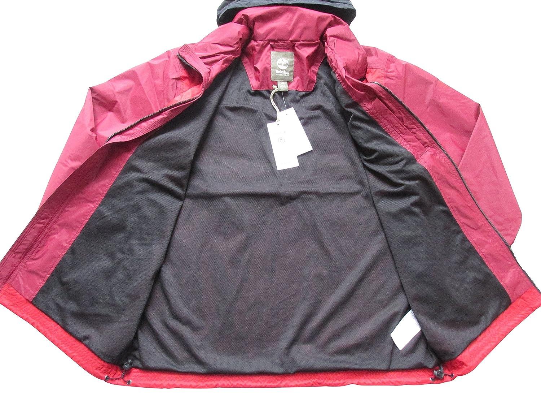 Timberland Waterproof Mens Lightweight Mount Cresent Hooded ...