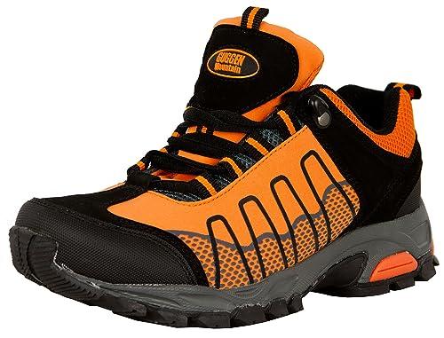 Guggen Mountain Zapatillas de Senderismo Zapatos para Caminar Botas de Monta-a Zapatos de Montana Nordic Walking Mujer T002: Amazon.es: Zapatos y ...