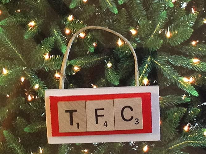 Christmas In Toronto Canada.Amazon Com Tfc Fc Mls Toronto Canada Christmas Ornament