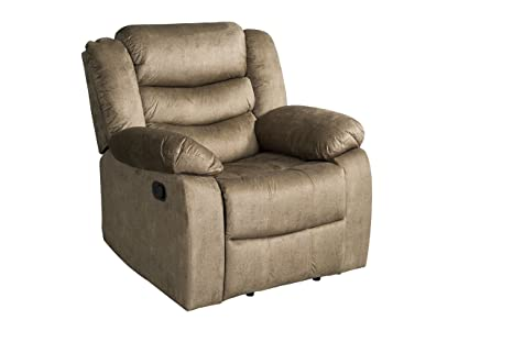 Amazon.com: Standard Muebles ridgecret Sillón Reclinable ...