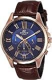 Casio Edifice Analog Blue Dial Men's Watch - EFV-500GL-2AVUDF (EX347)