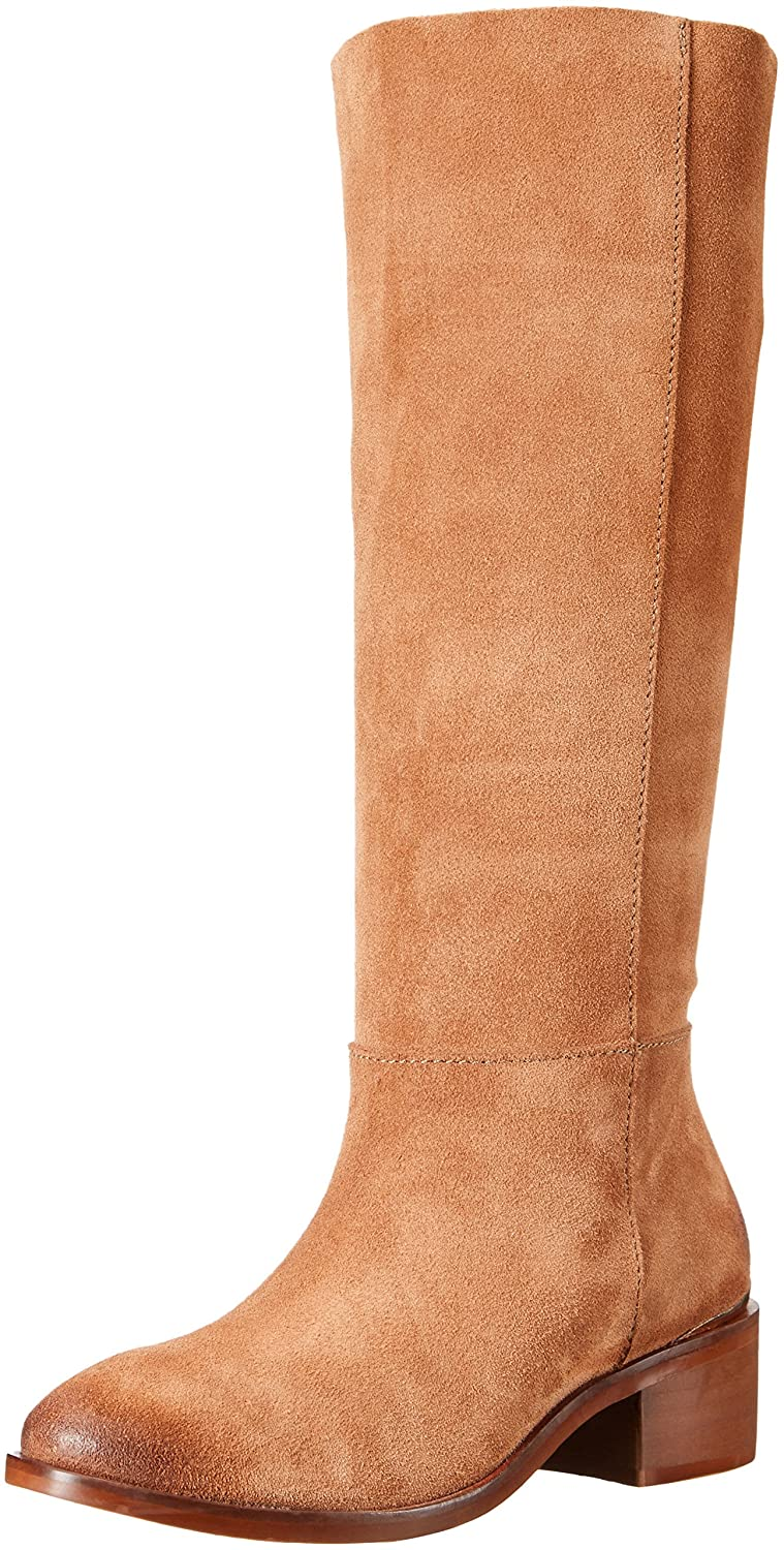 Naughty Monkey Women's Stride Chelsea Boot B01H2BRWGY 7.5 B(M) US|Tan