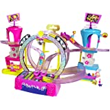 Mattel X0324 - Polly Pocket Rock und Skate Park mit DVD