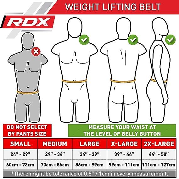 Amazon.com : RDX Weight Lifting Belt 4