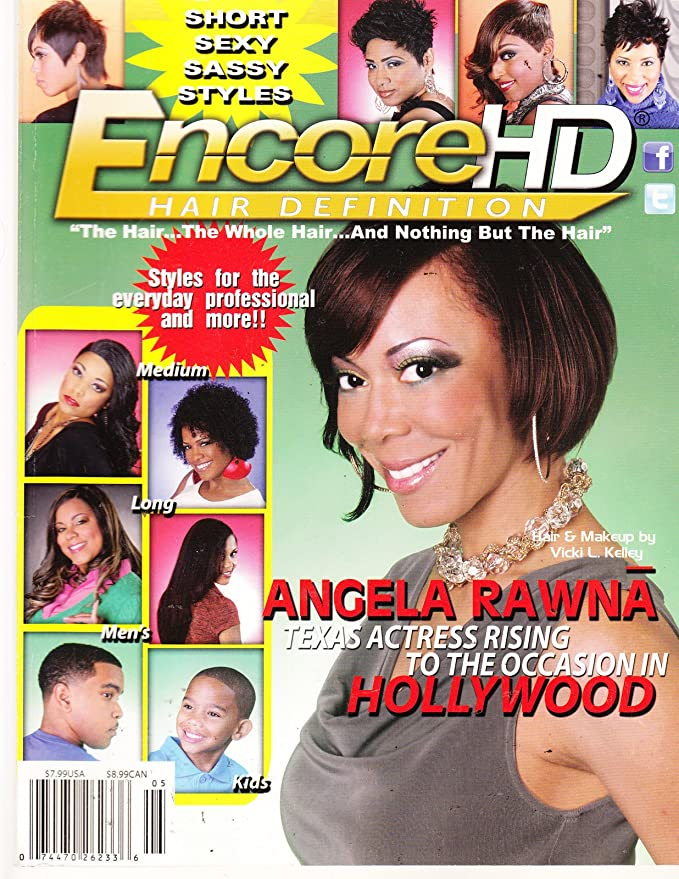 Amazon Encore Hd Hair Definition Speaks On The Legacy Of The