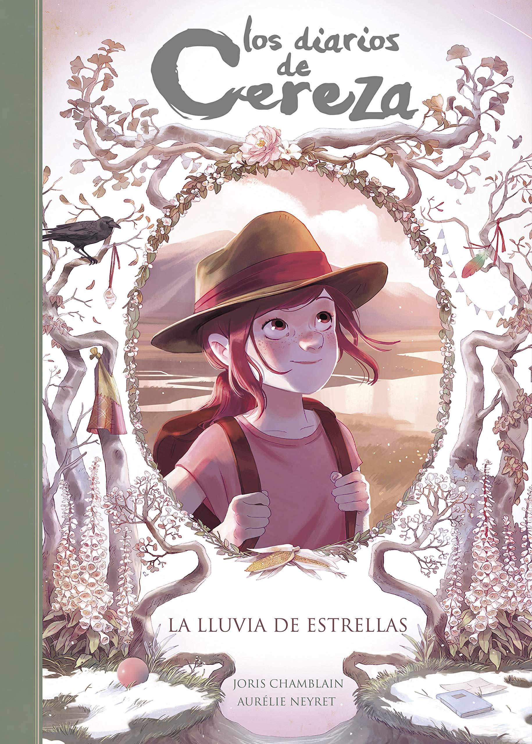 La lluvia de estrellas Serie Los diarios de Cereza 5: Amazon.es: Joris  Chamblain: Libros