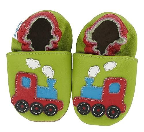 Zapatillas de bebé tren de babice: Amazon.es: Zapatos y ...