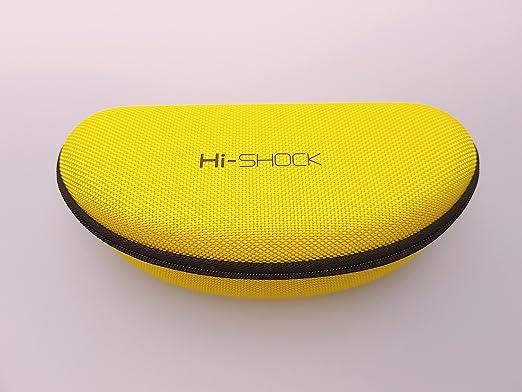 """24 opinioni per Hi-SHOCK® """"Hi-Case""""   Custodia rigida per Occhiali 3D [EVA   colore giallo]"""