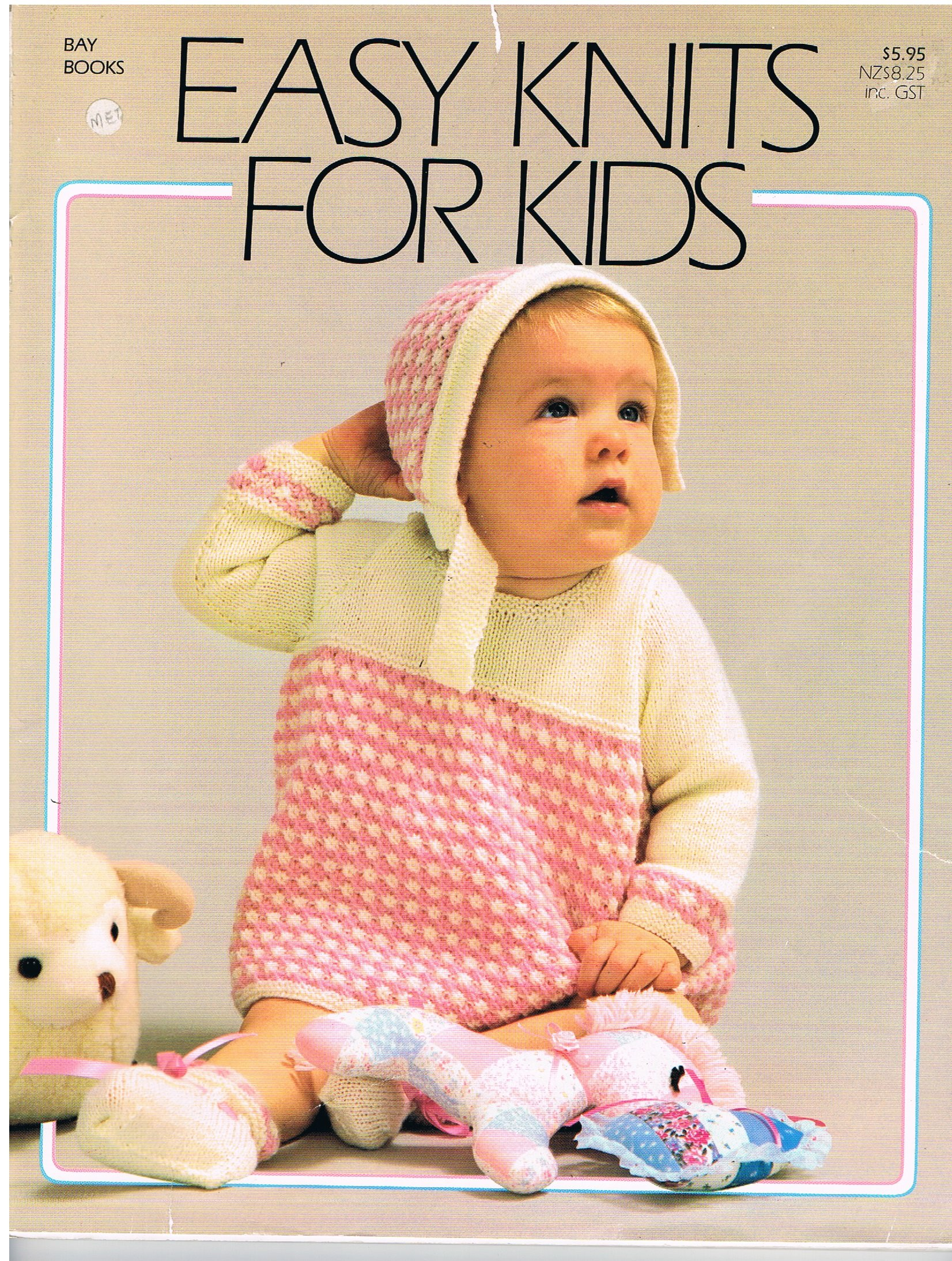 Easy Knits For Kids Bay Books Amazon Com Books
