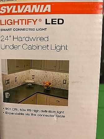 Osram sylvania lightify 24 in under cabinet led light bar 71722 led osram sylvania lightify 24 in under cabinet led light bar 71722 ledhw aloadofball Images
