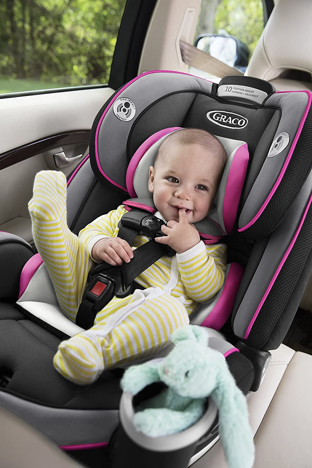 Amazon Graco 4Ever 4 In 1 Car Seat Kylie Baby