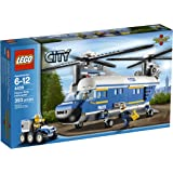LEGO City Police Heavy-Lift Helicopter 4439 ーレゴ市警察局重量物運搬ヘリコプター4439 [並行輸入品]