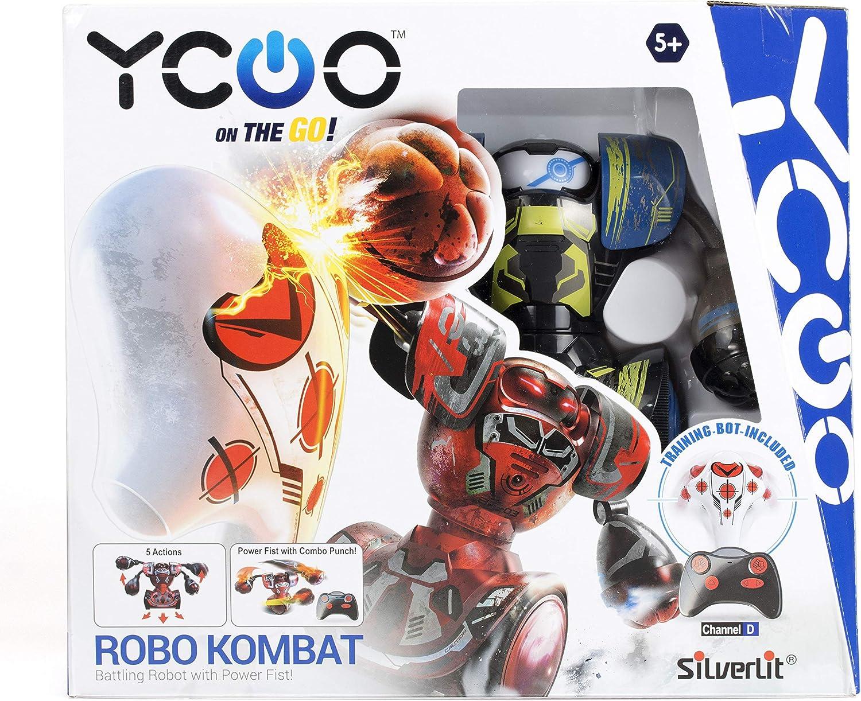Amazon.es: SilverLit- Robo Kombat Singl, Multicolor (88053), color/modelo surtido
