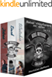 Rebel Wayfarers MC Vol 7-9: Boxed Set (Rebel Wayfarers MC Boxset Book 3)