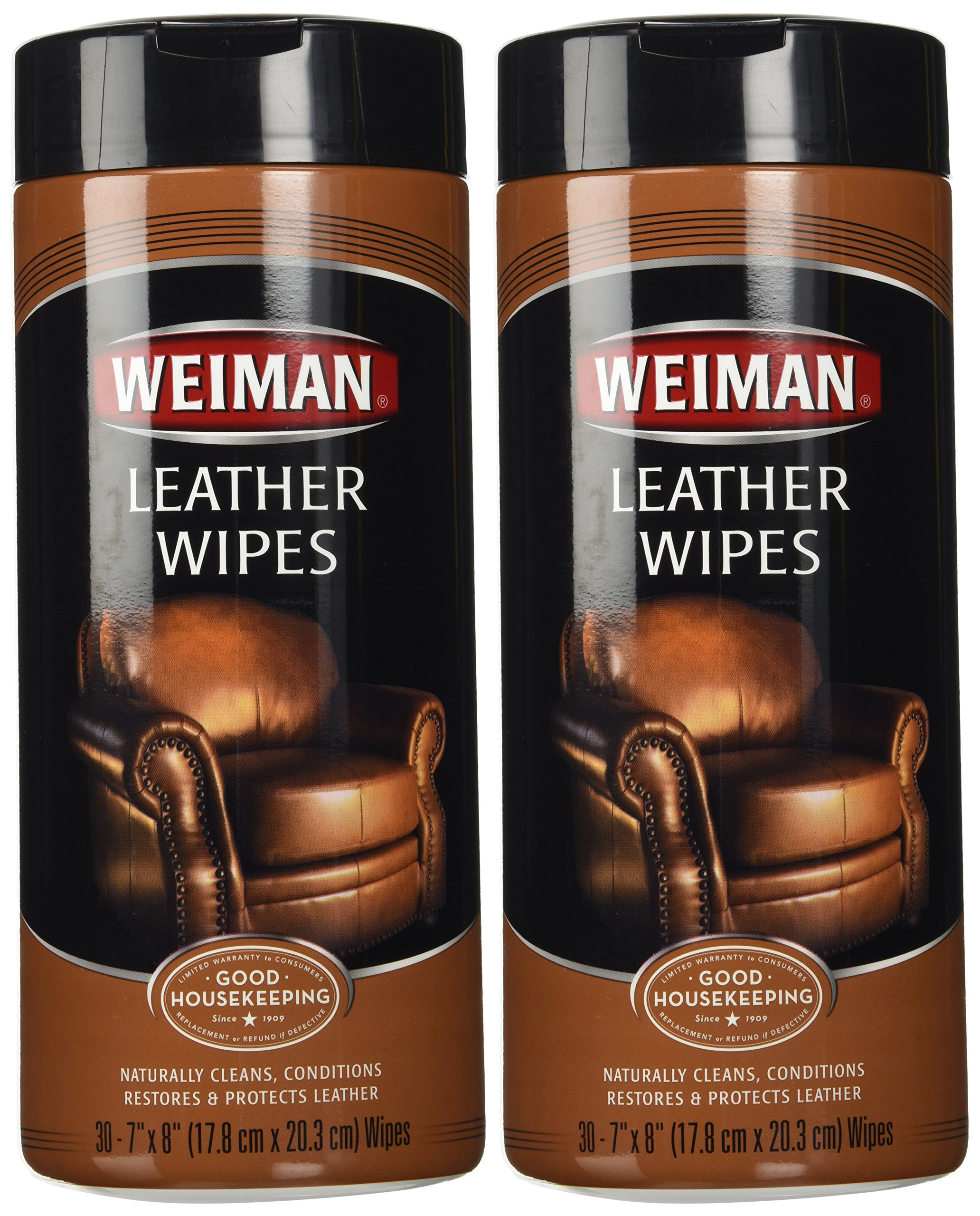 weiman leather wipes were designed to clean condition and protect leather the natural cleaners. Black Bedroom Furniture Sets. Home Design Ideas