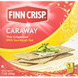 Finn Crisp Crispbread - Caraway - 7 Oz