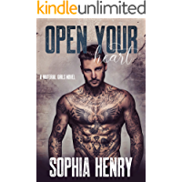 OPEN YOUR HEART: A Forbidden Love / Rich Girl, Poor Boy/ Rockstar Romance (Material Girls Book 1)