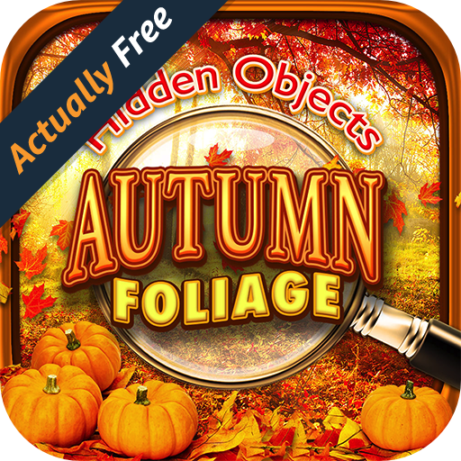 Hidden Object Autumn Foliage & Fall Harvest Season – Objects Time Puzzle Pic Photo Halloween Game FREE & Spot the Difference