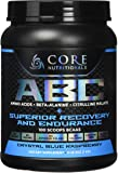 Core Nutritionals ABC Pre-Workout Supplement, Crystal Blue Raspberry, 2 lbs 3oz.