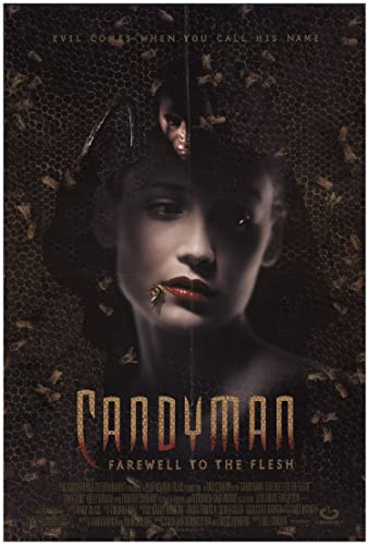 Candyman Farewell To The Flesh 1995 Authentic 27 X 40 Original