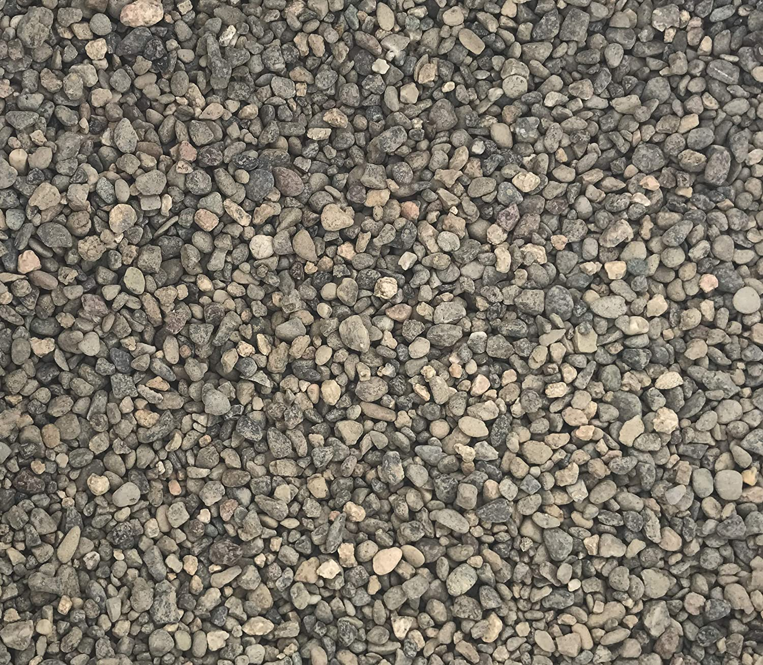Amazon Com Mighty109 Greys Pea Gravel 160 Gallons Box Car