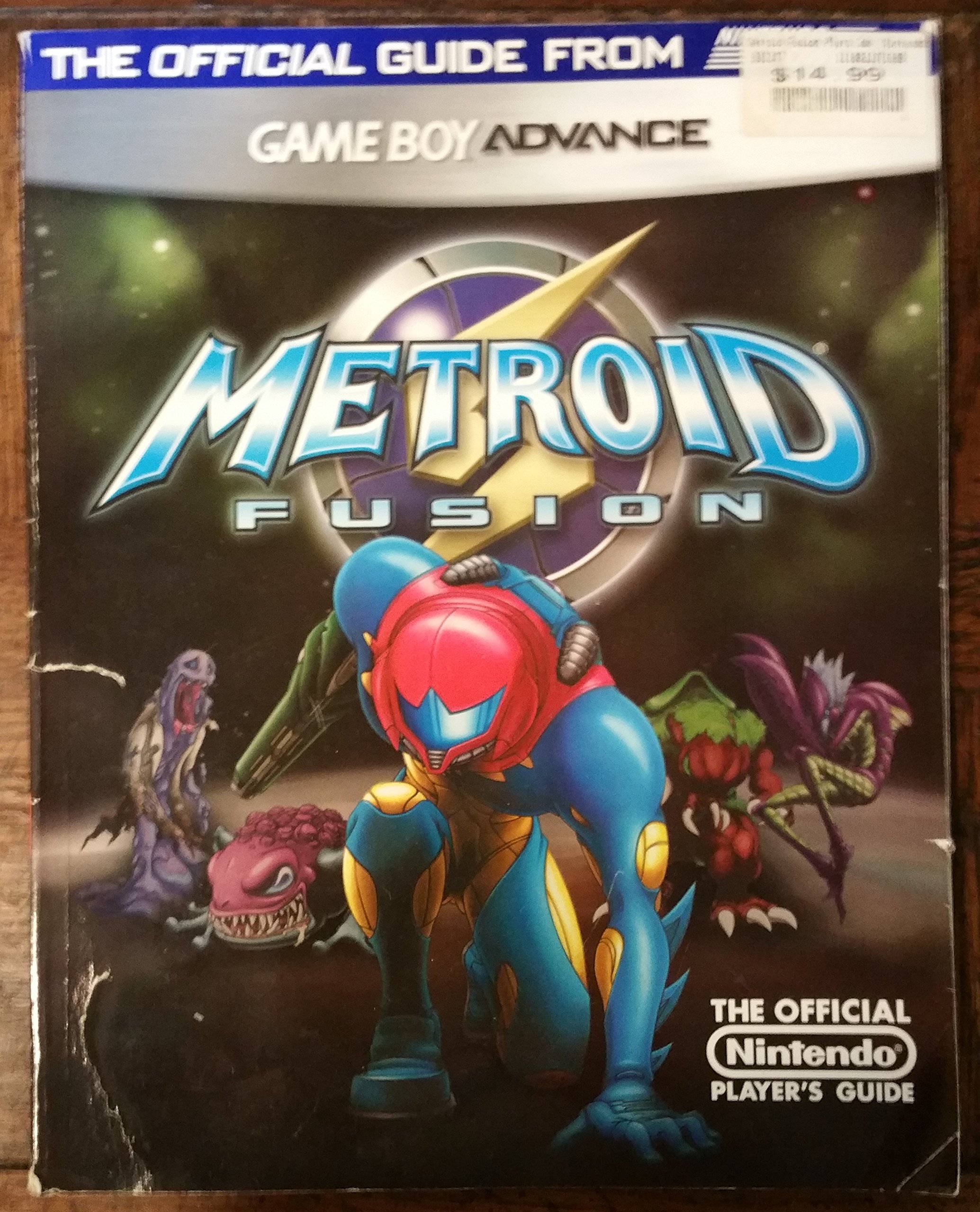 metroid fusion android
