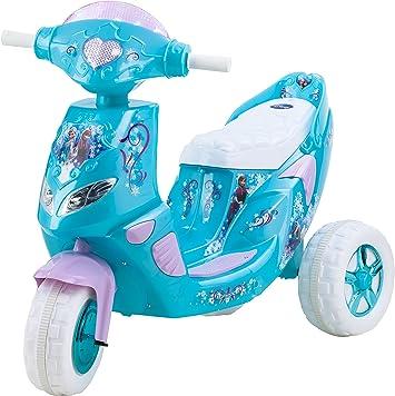 Amazon.com: Kid Trax KT1163 Scooter de Frozen con luces ...