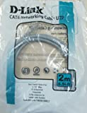 D-Link Patch Cord cat 6, 2 m