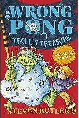 Wrong Pong: Troll's Treasure (The Wrong Pong Book 3) Kindle Edition