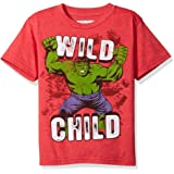 Marvel Little Boys' The Incredible Hulk T-Shirt