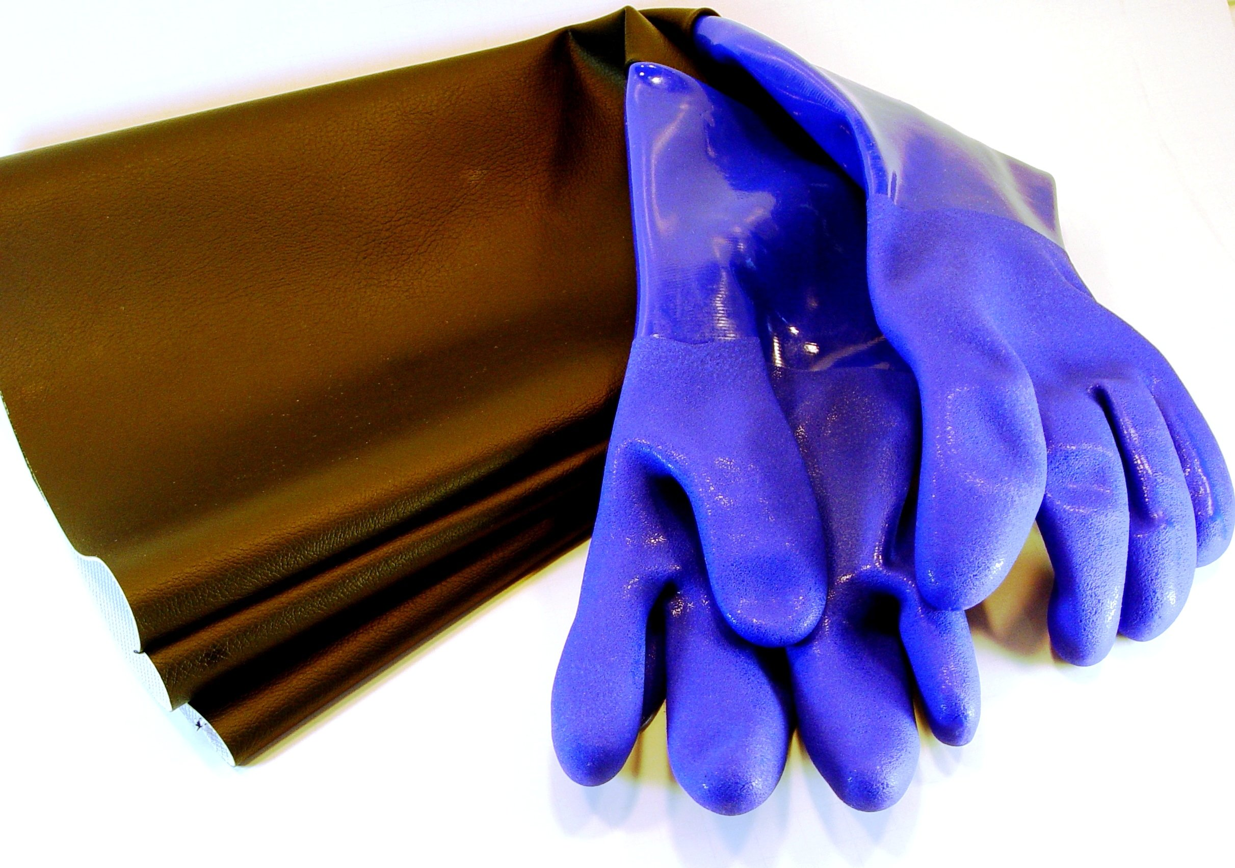 GLOVES for Sandblaster Blast Cabinet - 1 Pair - 24'' x 6'' - SIZE: LARGE - Made in USA by Tacoma Company