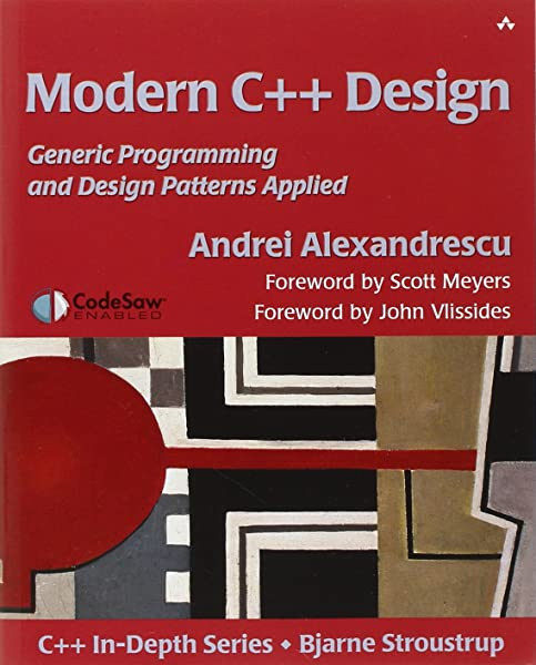 Amazon Com Modern C Design Generic Programming And Design Patterns Applied 0785342704310 Alexandrescu Andrei Books
