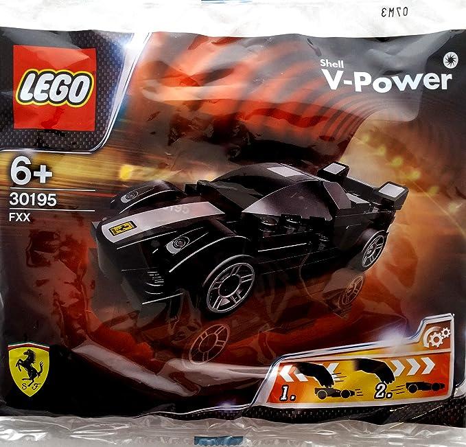 LEGO 30192 Shell V-Power Ferrari F40 Polybag LEGO Racers Rennwagen