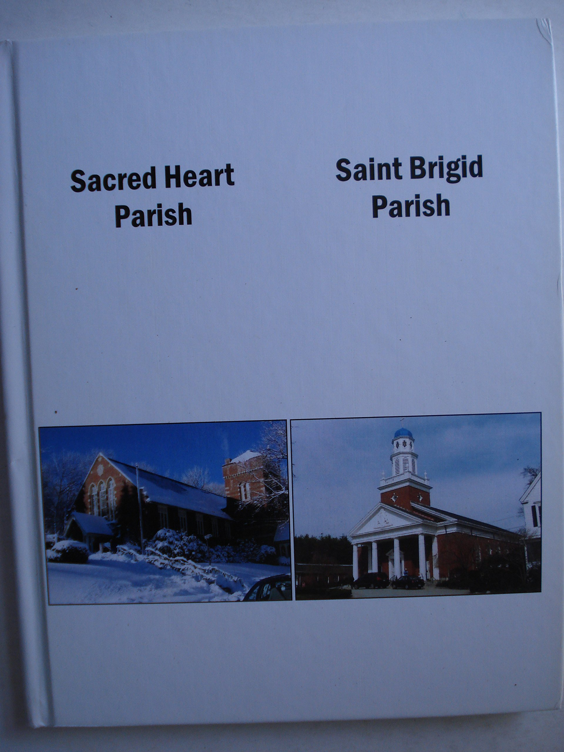 Sacred Heart Parish & Saint Brigid Parish Lexington MA Church Directory PDF ePub book