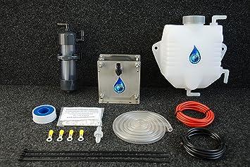 Absolutenergies Hho Kit Bec 2000 Dry Cell 11 Plates Generator 100 Inox 316l Fuel Economy Auto