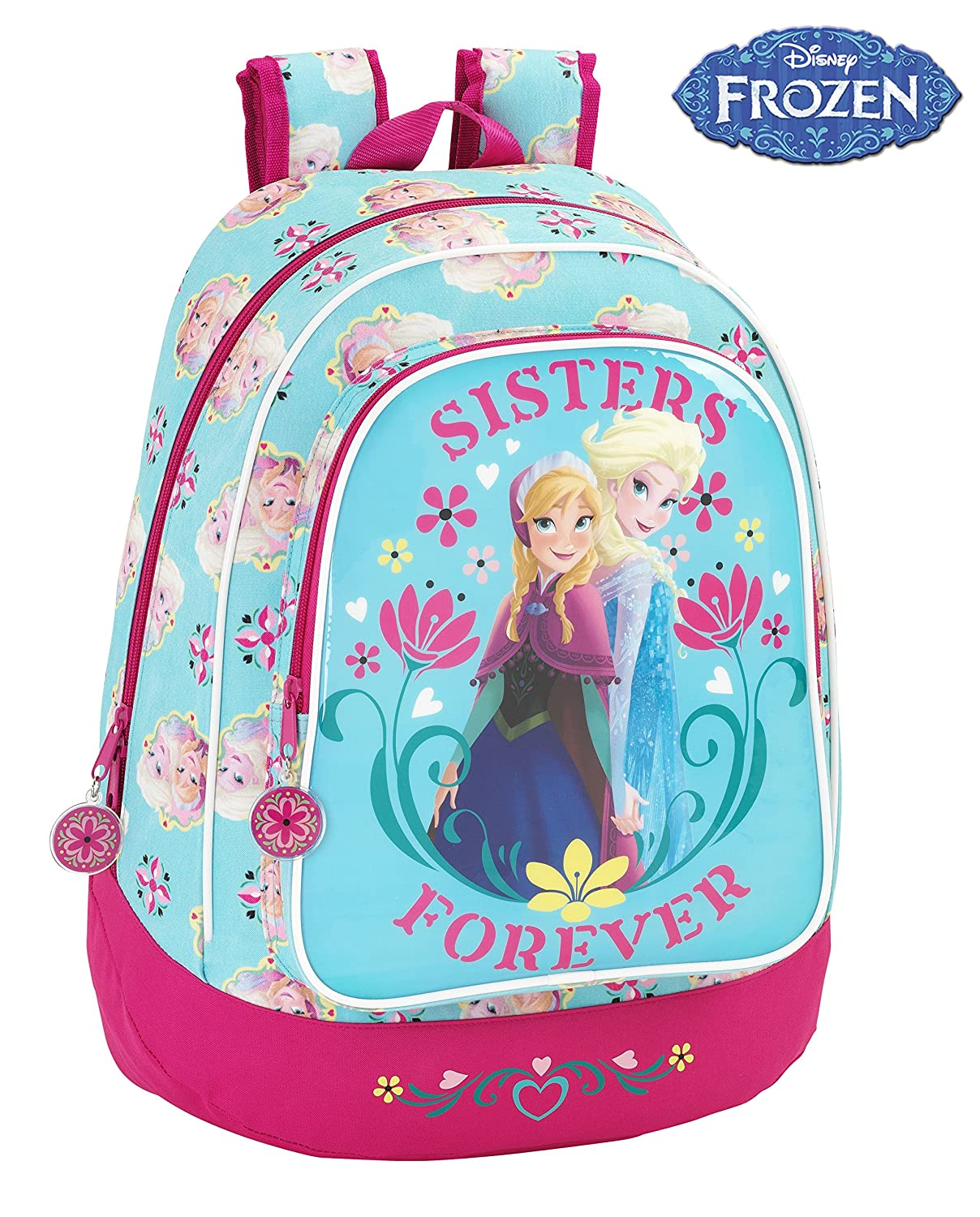 Frozen - Day Pack Adaptable a Carro (SAFTA 611515572): Amazon.es: Equipaje