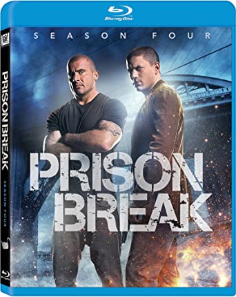 Amazon.com: Prison Break: Season 4 [Blu-ray]: Wentworth Miller ...
