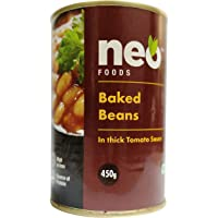 NEO Foods Baked Beans, 450g