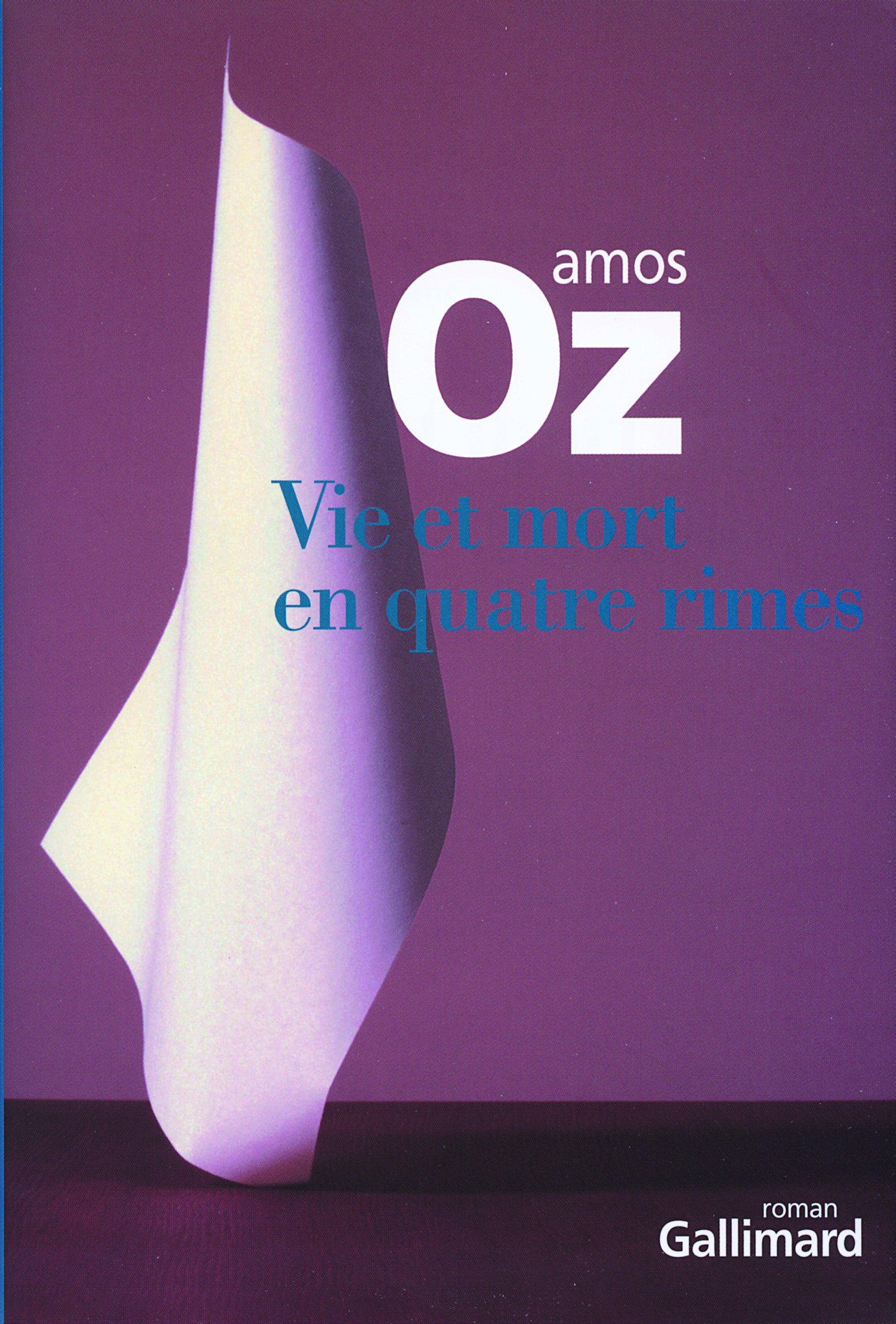 Read Online Vie et mort en quatre rimes (French Edition) PDF
